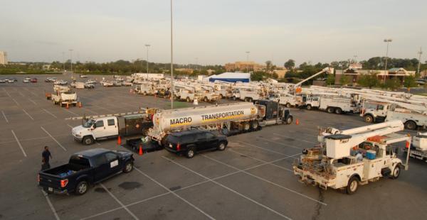 Temporary Fuel Depots